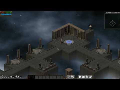 Обзор и прохождение RPG игры Flare часть1
