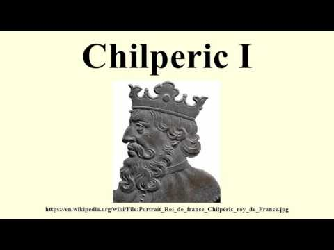 Chilperic I