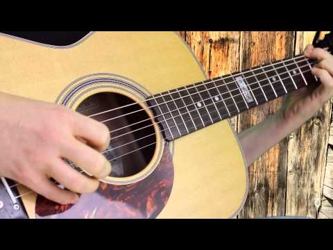 If i Needed You / Townes Van Zandt / Fingerstyle Cover