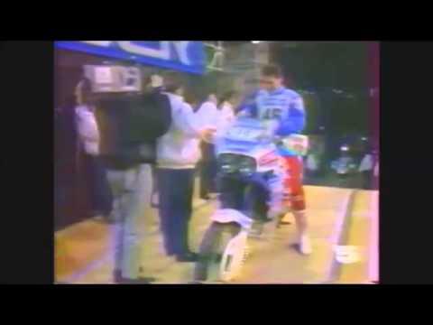 Africa Twin Marathon Dakar 1990