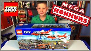 LEGO CITY 60103 Pokazy Lotnicze !