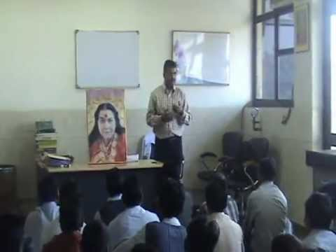 Sahaj Yoga---Self Realization at a  Factory Delhi