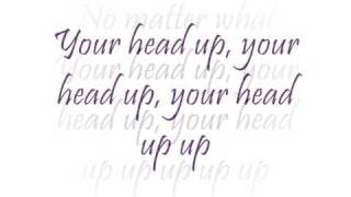 Keep Your Head Up With Lyrics