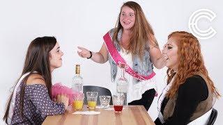 Truth or Drink Bridesmaids - Shelbey, Claire & Tiffanie
