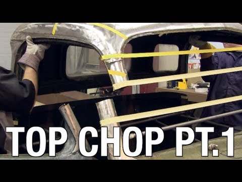 Chopping a Top - Project Pilehouse DIY Top Chop Pt.1 at Eastwood