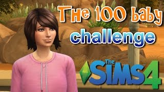 the sims 4 100 baby challenge whini trotsar mig part 12