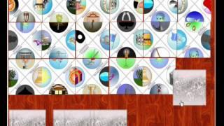 """Программа для гадания на картах с разрезанными картинками """"Старинный Пасьянс 1.0"""""""