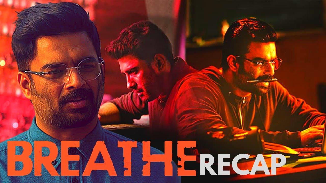Breathe Season 1 Recap | Breathe Web Series Explained | Breathe Season 2 Web Series