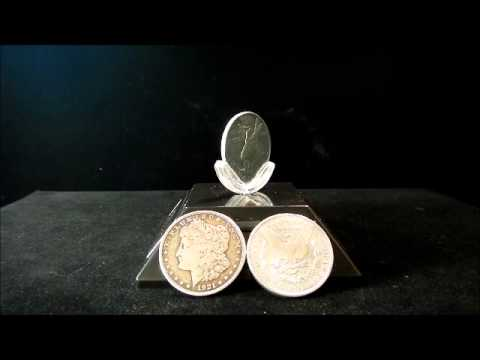 Silver Morgan and Peace Dollar Cull at The Phoenix Gold Corp