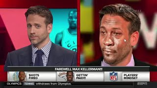 Farewell Max Kellerman - GoodBye!
