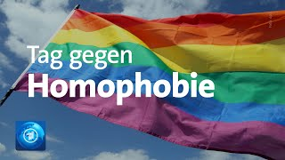 Internationaler Tag gegen Homophobie: UN warnt vor Stigmatisierung