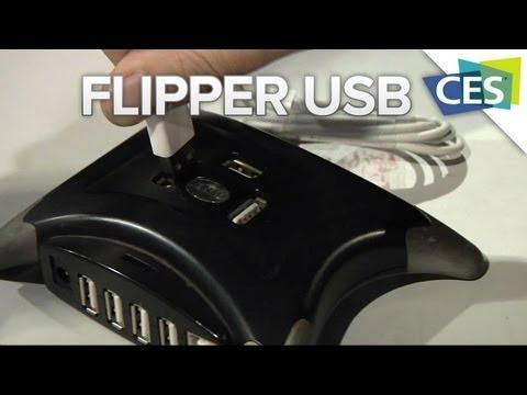 The Flipper USB - CES 2013