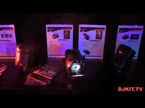 American DJ Micro Moon, Micro Phase and Micro Burst DJkit.tv