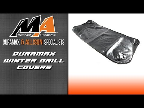 Product Spotlight: Duramax Winter Grill Covers