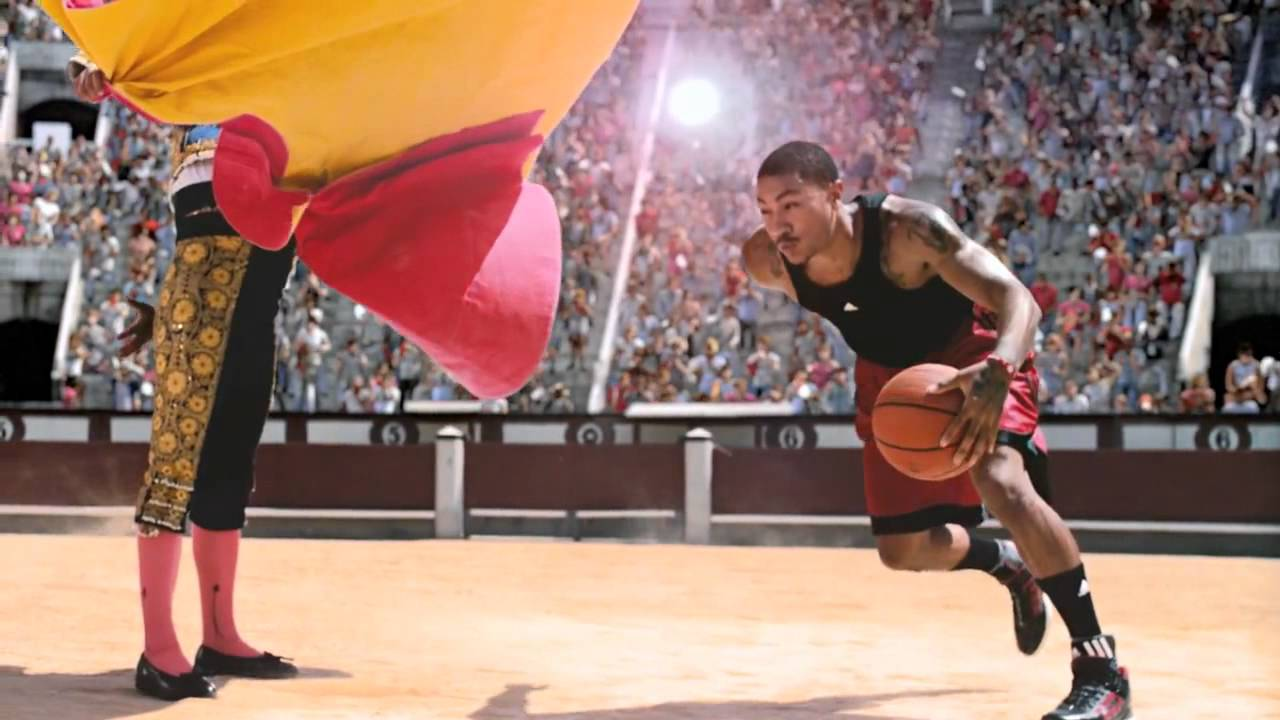 2ff555648883 Derrick Rose Adidas Commercial - YouTube