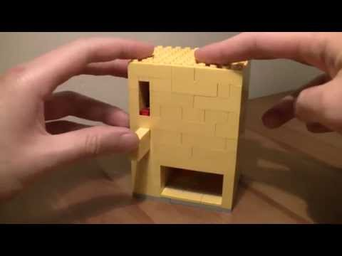 Lego Candy Machine [SWEETS] - YouTube
