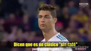 PARODIA DE TE BOTE REMIX : BARCELONA VS REAL MADRID / FRAN MG
