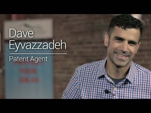 Dave Eyvazzadeh - Patent Agent and Mechanical Engineer