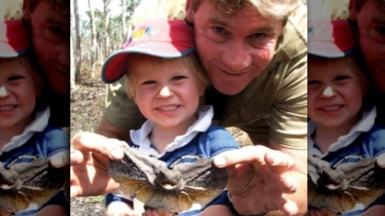 The Untold Truth Of Steve Irwin's Son, Robert