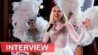 Gwen Stefani Talks Christmas Morning Family Tradition & Holiday Special (Interview)