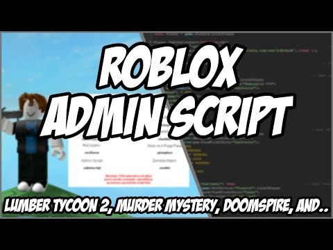 [WORKING IN 2020]ROBLOX | ADMIN COMMANDS HACK / SCRIPT | KILL| SHUTDOWN SERVER | FLY | AND MORE