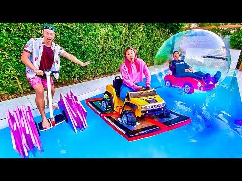 DRIVE ON WATER WIN $10,000