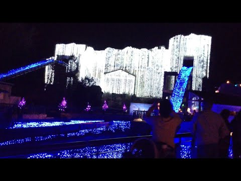 Review Of Christmas Town 2014 Busch Gardens Williamsburg