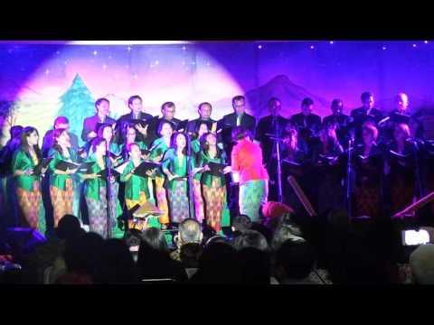 PS Ashira - Perayaan Natal - Sekneg - Januari 2017