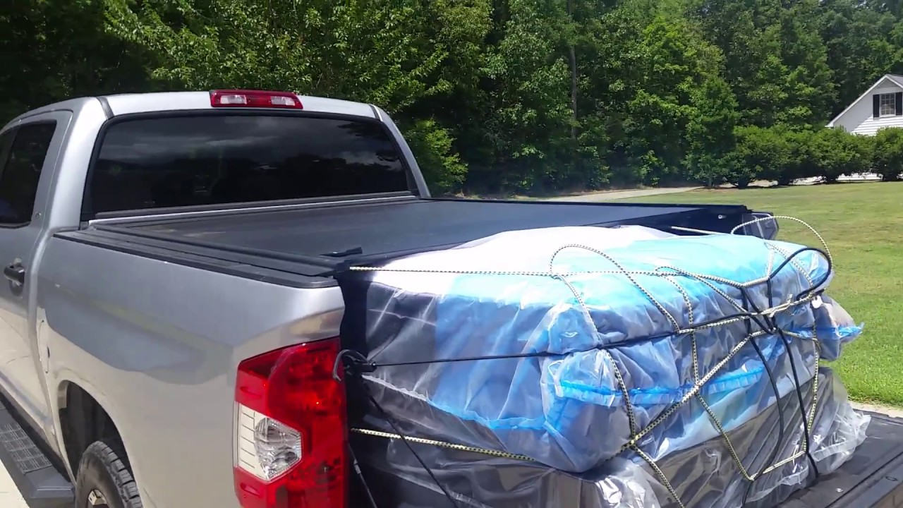 815e49ccf8d RETRAX Bed Cover Review. The Best Truck Bed Cover. - YouTube