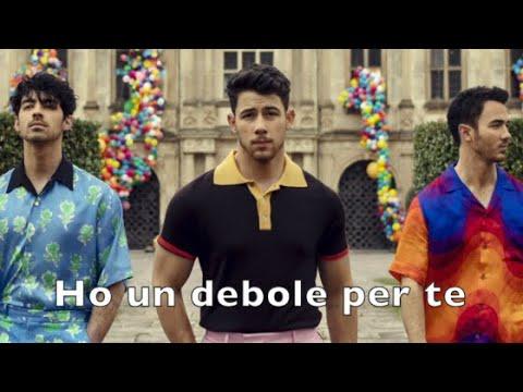 Jonas Brothers - Sucker Traduzione In Italiano