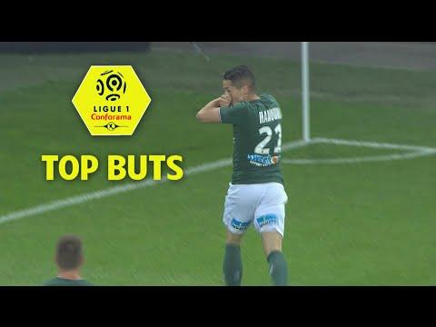 Top buts 38ème journée - Ligue 1 Conforama / 2017-18