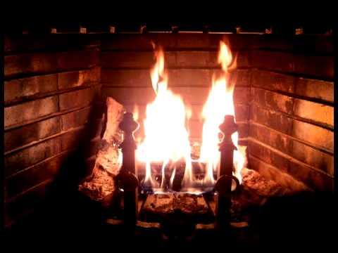 Fireplace sound effects - YouTube