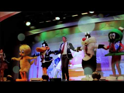 Looney Tunes Classroom Capers LIVE - First Time LIVE in Malaysia; Only in Kuching: Preview