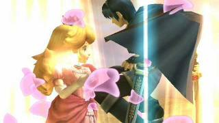 marth x peach fight for this love