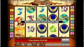 Columbus Deluxe | Real Money - 40 Free Games