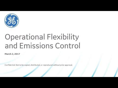 Operations Flexibility and Emissions Control Webinar