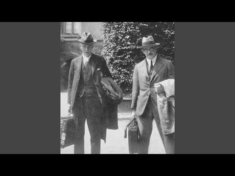 Three Great Mathematicians: Hardy, Littlewood and Hardy-Littlewood - Professor Raymond Flood
