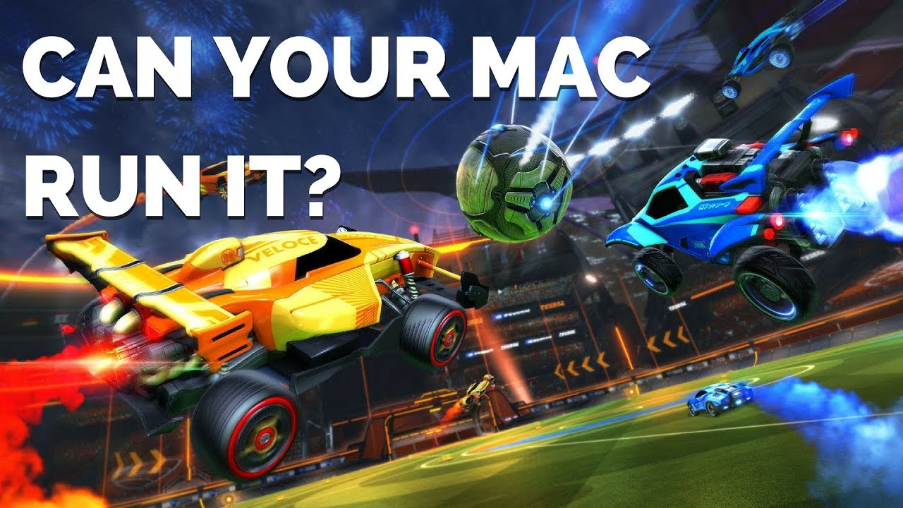 Rocket League on Mac: Can You Run it?