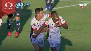 Gol de Yago da Silva | Lobos BUAP 3 - 1 Querétaro | Clausura 2019 - J 7 | Televisa Deportes