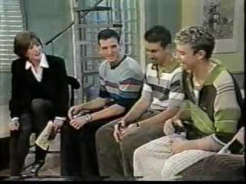NSYNC Interview On Dini Petty