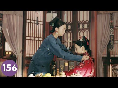 明玉一襲紅衣觸動令妃,想起與將軍的傷心往事,忍不住落淚!