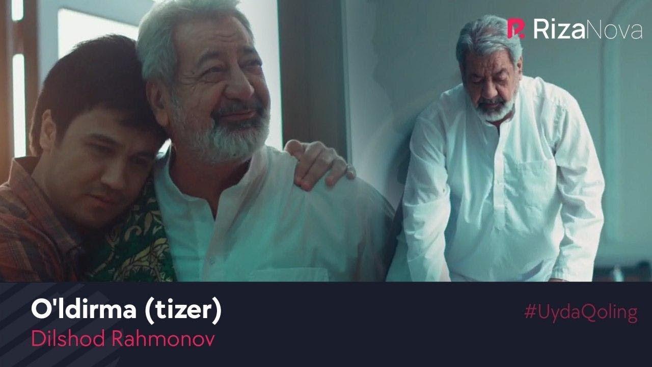 Dilshod Rahmonov - O'ldirma (tizer) | Дилшод Рахмонов - Улдирма (тизер) #UydaQoling