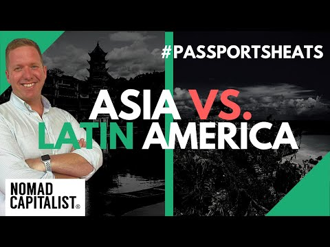 Three Reasons Why We are Moving From Latin America to Asia #PassportSheats