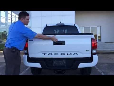 2016 Toyota Tacoma How To Remove Tri Fold Tonneau Cover Enterprise Alabama Dothan Al Youtube