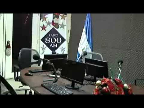 RADIO 800 NICARAGUA/BEISBOL