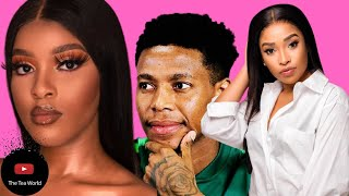 Cindy Thando comes after Vicky's man after BONGANI Zungu cheated