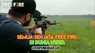 Download Semua Senjata di Free Fire! Lengkap! Free Fire #9