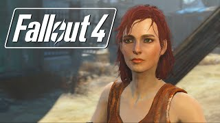 Fallout 4: Cait Romance Complete All Scenes