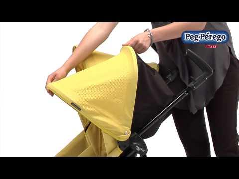 Pliko Mini Twin silla de paseo Peg-Pérego