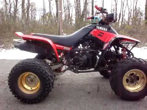 1987 yamaha warrior 350 4 sale on ebay 12 14 2011 youtube
